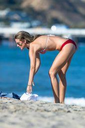 Rachel McCord and Kirra Kehoe in Their Bikinis in Malibu 07/02/2017