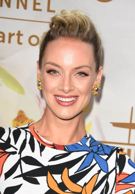 Rachel Skarsten – Hallmark Evening Event at TCA Summer Press Tour in LA 07/27/2017
