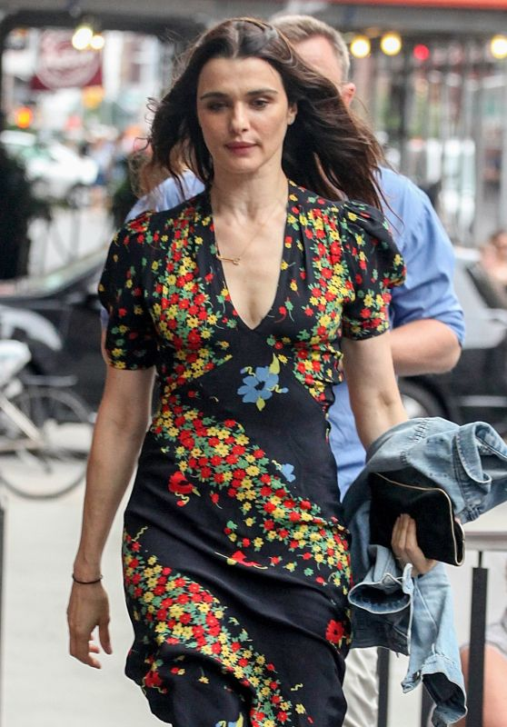 Rachel Weisz and Daniel Craig - Arrives at The Public Theater in NYC 07/13/2017