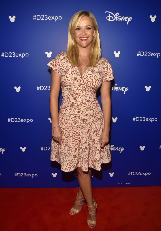 Reese Witherspoon - Disney