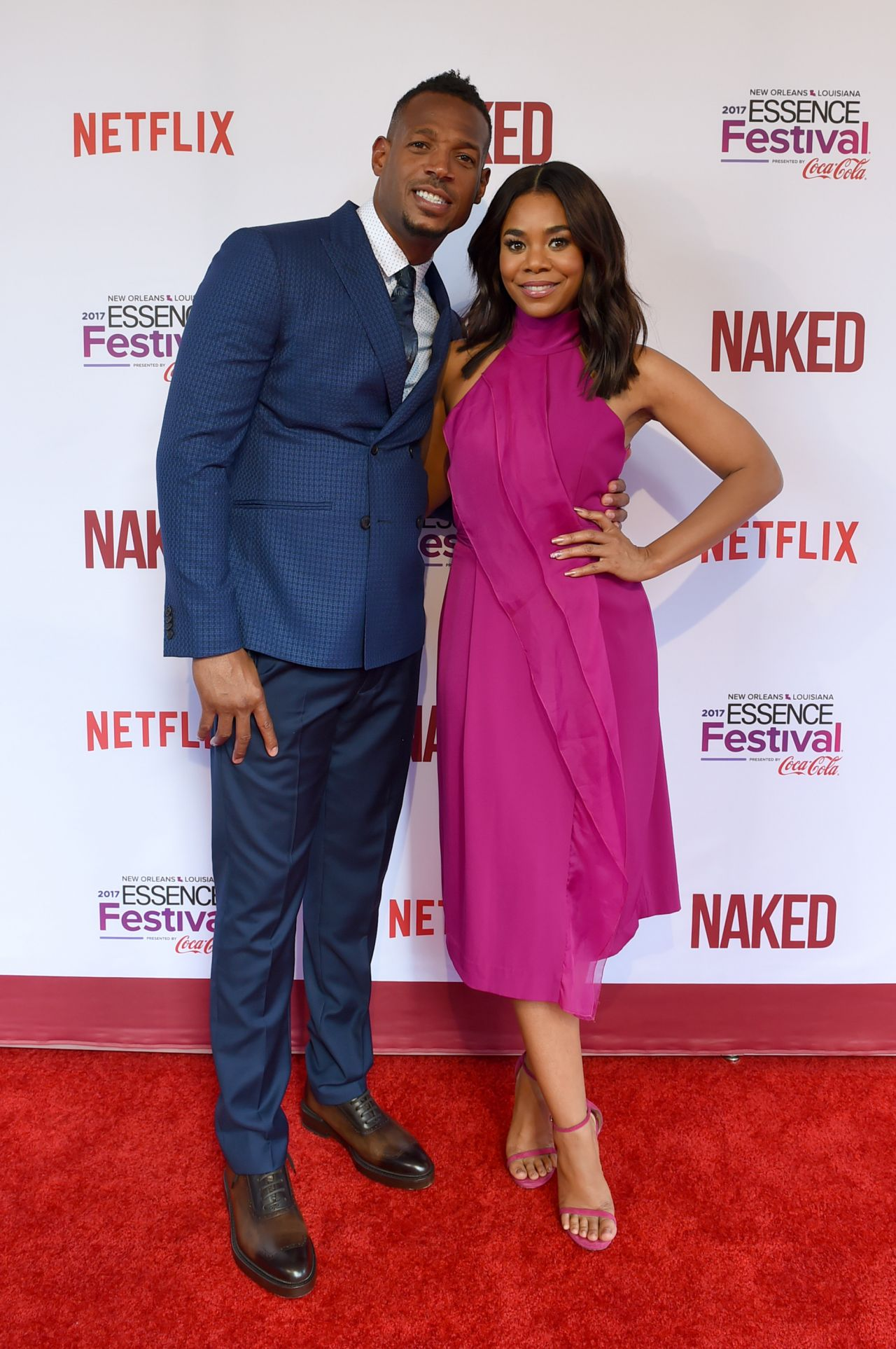 Regina Hall - Naked Premiere at The 2017 Essence