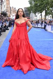"Rihanna on Red Carpet - ""Valerian"" Premiere in London 07/24/2017"