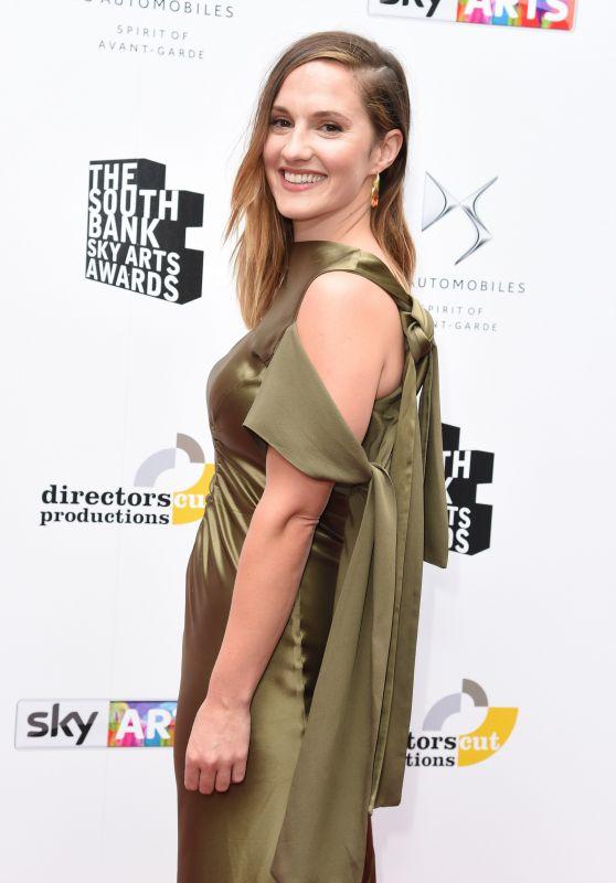 Ruth Bradley – South Bank Sky Arts Awards in London, UK 07/09/2017