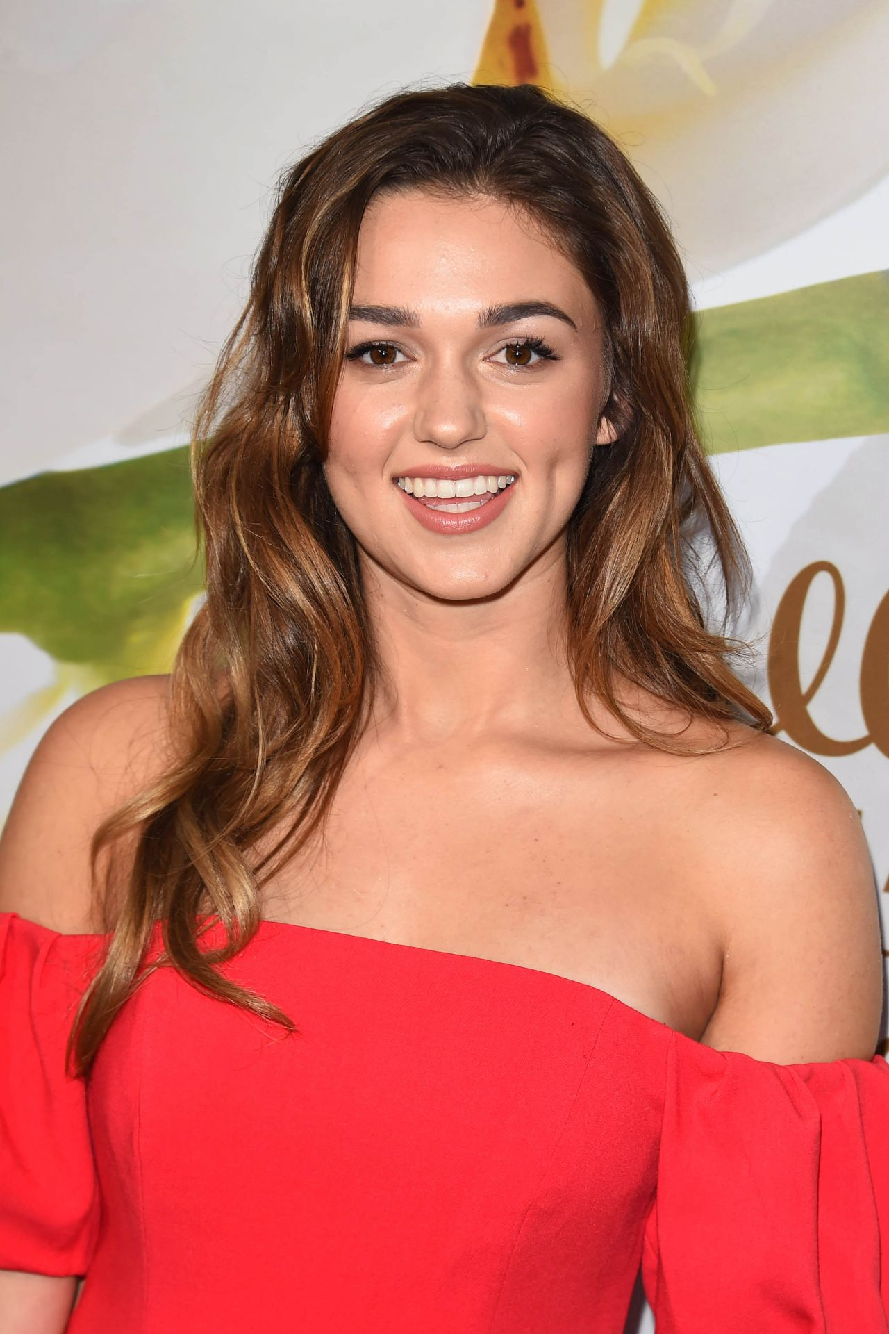 Sadie Robertson Hallmark Evening Event At Tca Summer