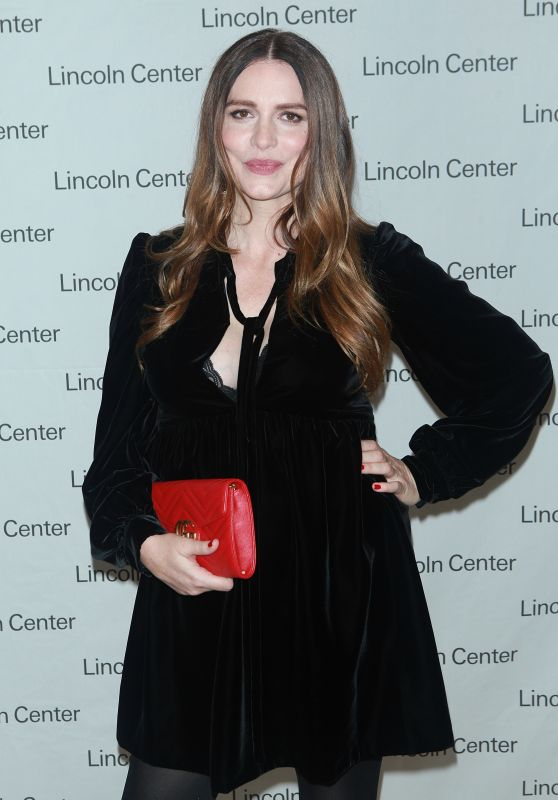 Saffron Burrows - Lincoln Center