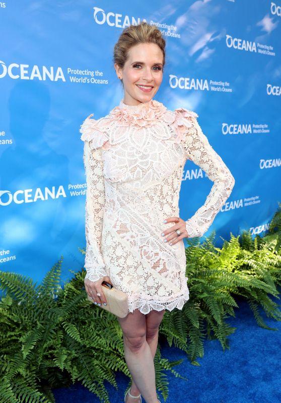 Sally Pressman – Oceana SeaChange Summer Party in LA 07/15/2017