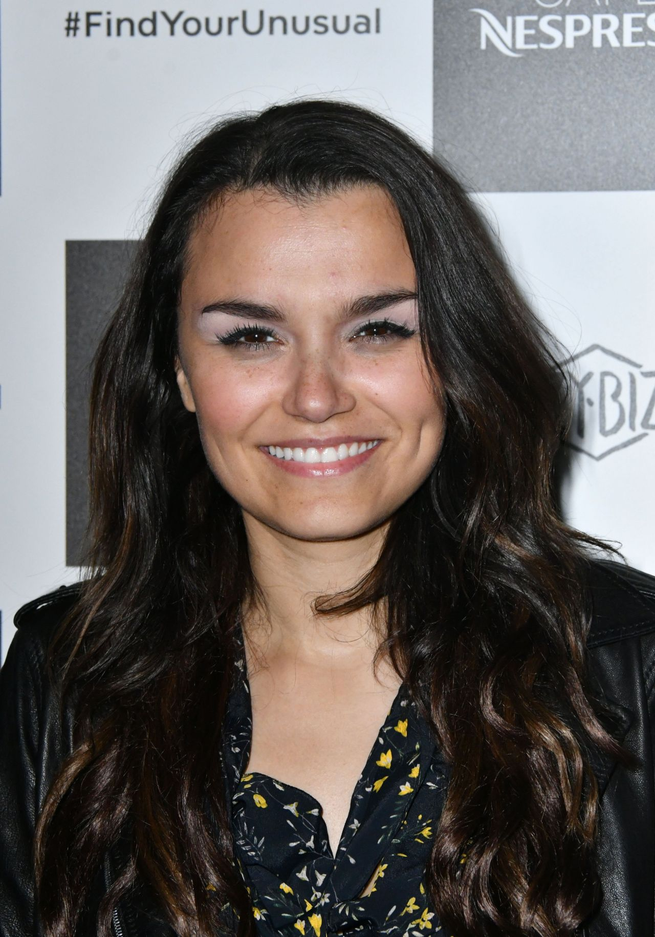 Samantha Barks - Nespresso Launch Party in London, UK 07 ...
