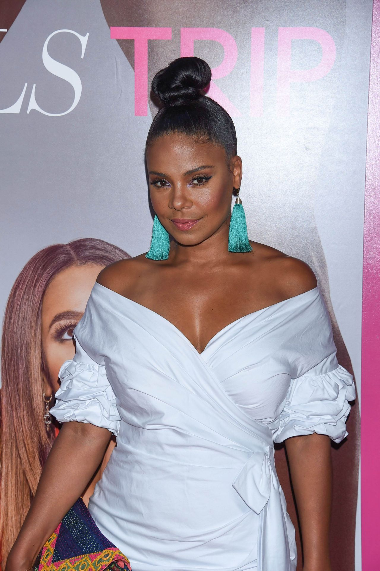 Sanaa Lathan Girls Trip Premiere In Los Angeles