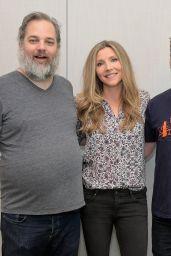 "Sarah Chalke - ""Rick and Morty"" L.A. Press Junket 07/17/2017"