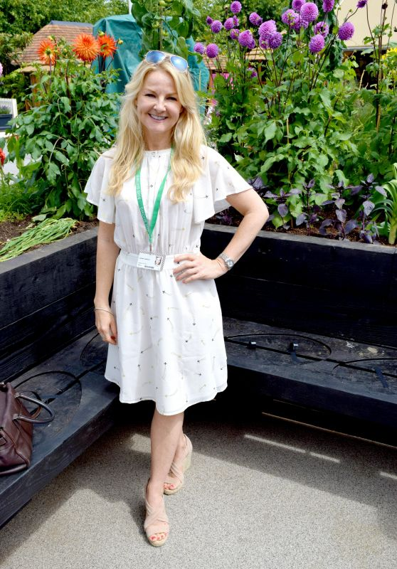 Sarah Hadland – Hampton Court Flower Show in London 07/03/2017