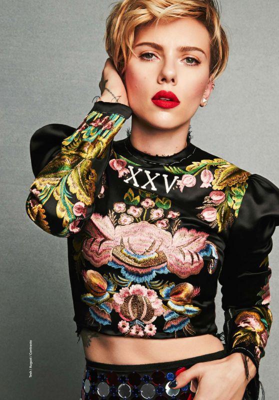 Scarlett Johansson - F Magazine July 2017 Issue