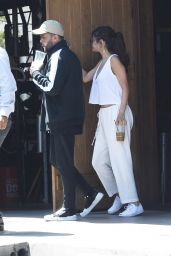 Selena Gomez - Leaving 10 Speed Coffee in Calabasas 07/23/2017