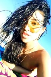 Shay Mitchell – Social Media Pics 07/05/2017