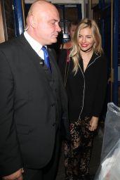 Sienna Miller at London