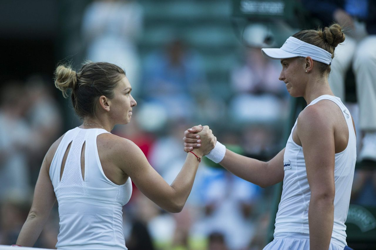 Simona Halep – Wimbledon Championships in London 07/05/2017