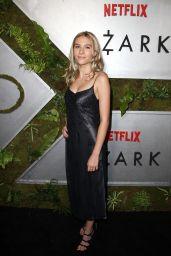 "Sofia Hublitz – NETFLIX Original Series ""Ozark"" Premiere in NY 07/20/2017"