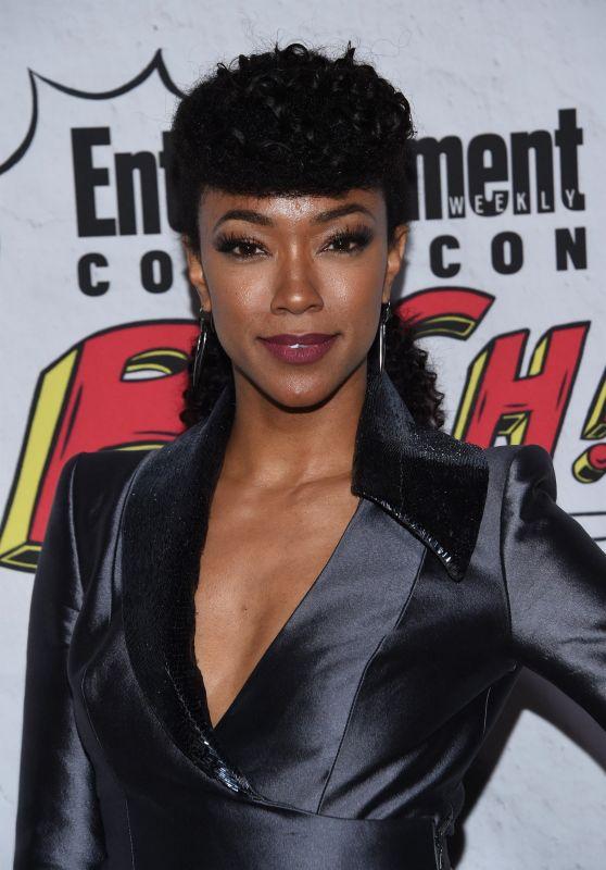 Sonequa Martin-Green – EW Party at San Diego Comic-Con International 07/22/2017