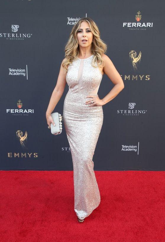 Stephanie Himonidis Los Angeles Area Emmy Awards The