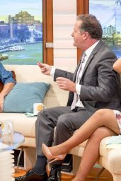 "Susanna Reid - ""Good Morning Britain"" TV Show in London 07/10/2017"