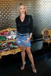 Sylvie Tellier – Jean-Paul Gaultier Fashion Show in Paris 07/05/2017