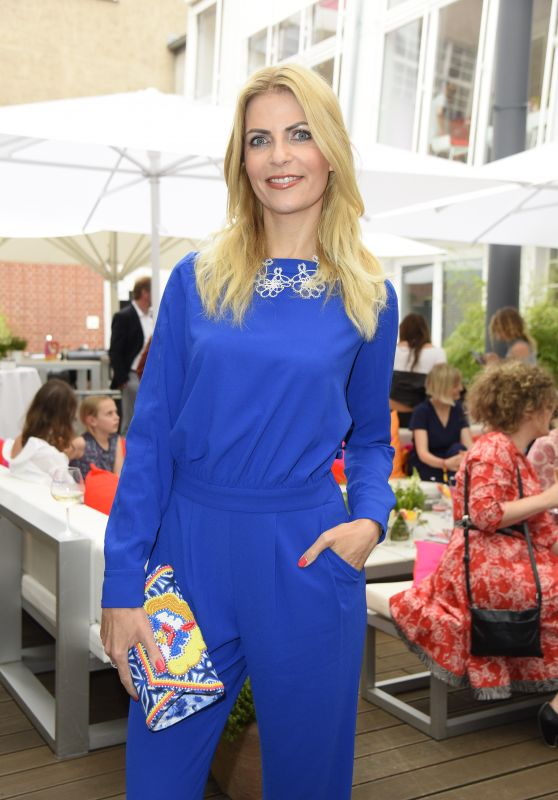 Tanja Bülter – Gala Fashion Brunch at Mercedes-Benz Fashion Week in Berlin 07/07/2017