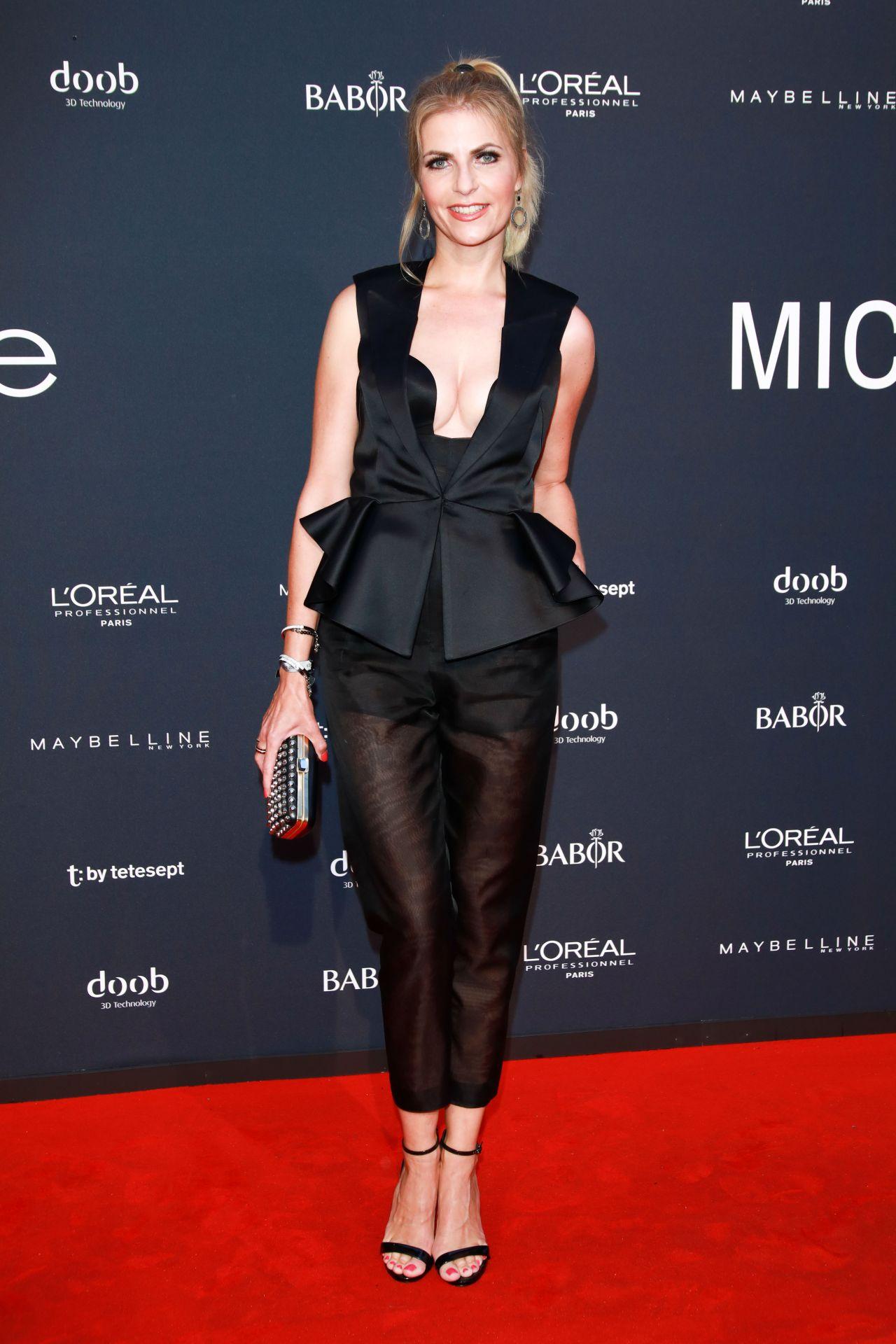 Tanja B Lter Michalsky Stylenite Fashion Show In Berlin 07 07 2017