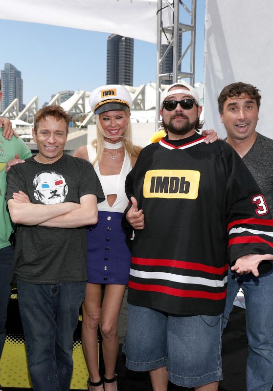 Tara Reid – #IMDboat At San Diego Comic-Con 07/20/2017