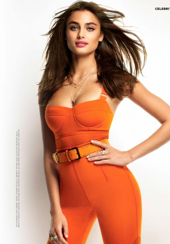 Taylor Hill - Cosmopolitan UK August 2017 Issue