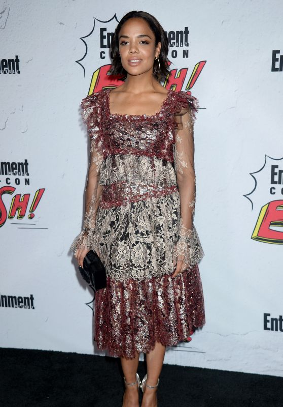 Tessa Thompson – EW Party at San Diego Comic-Con 07/22/2017
