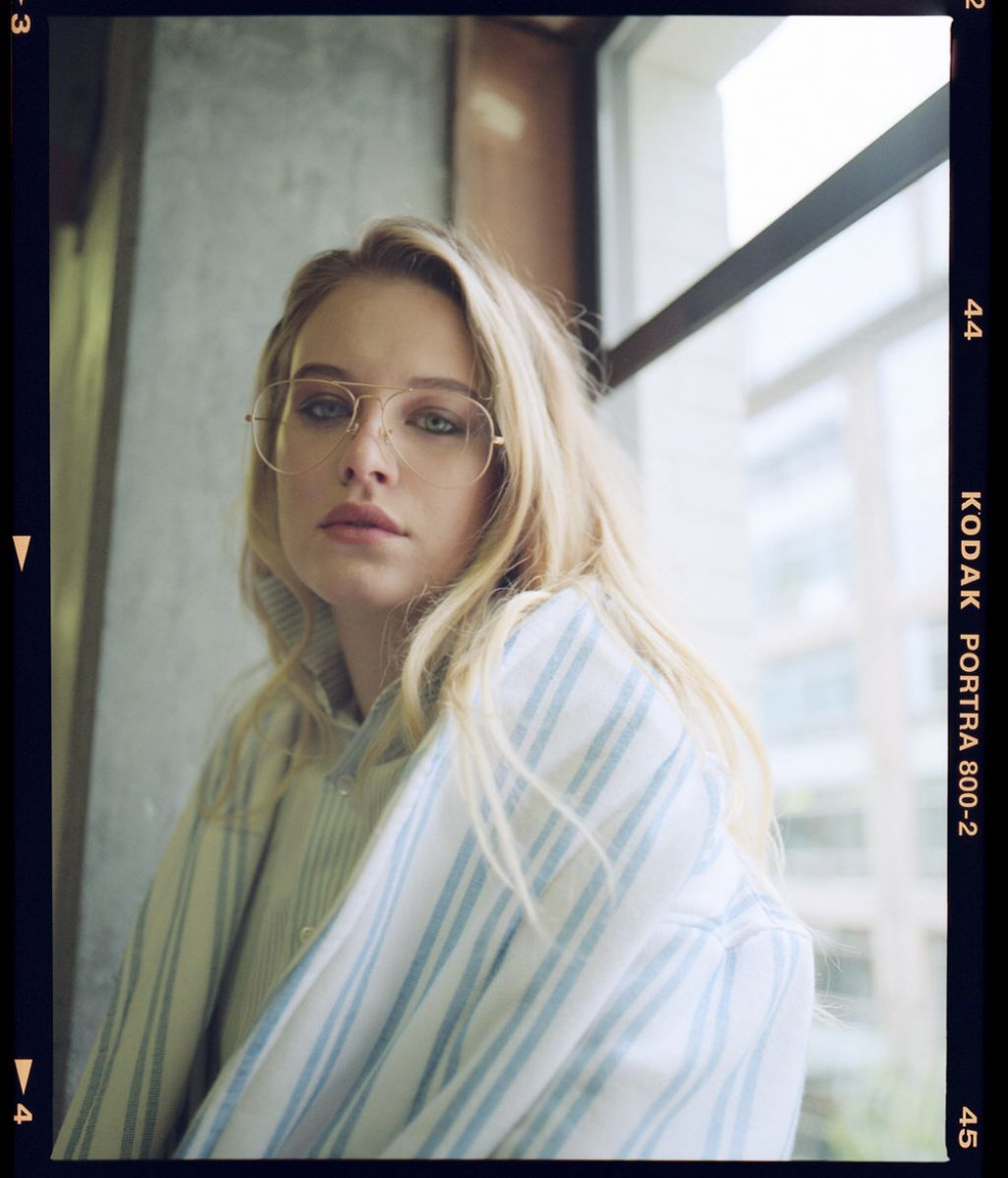 Tiera Skovbye Photographed For Leen Magazine 2017