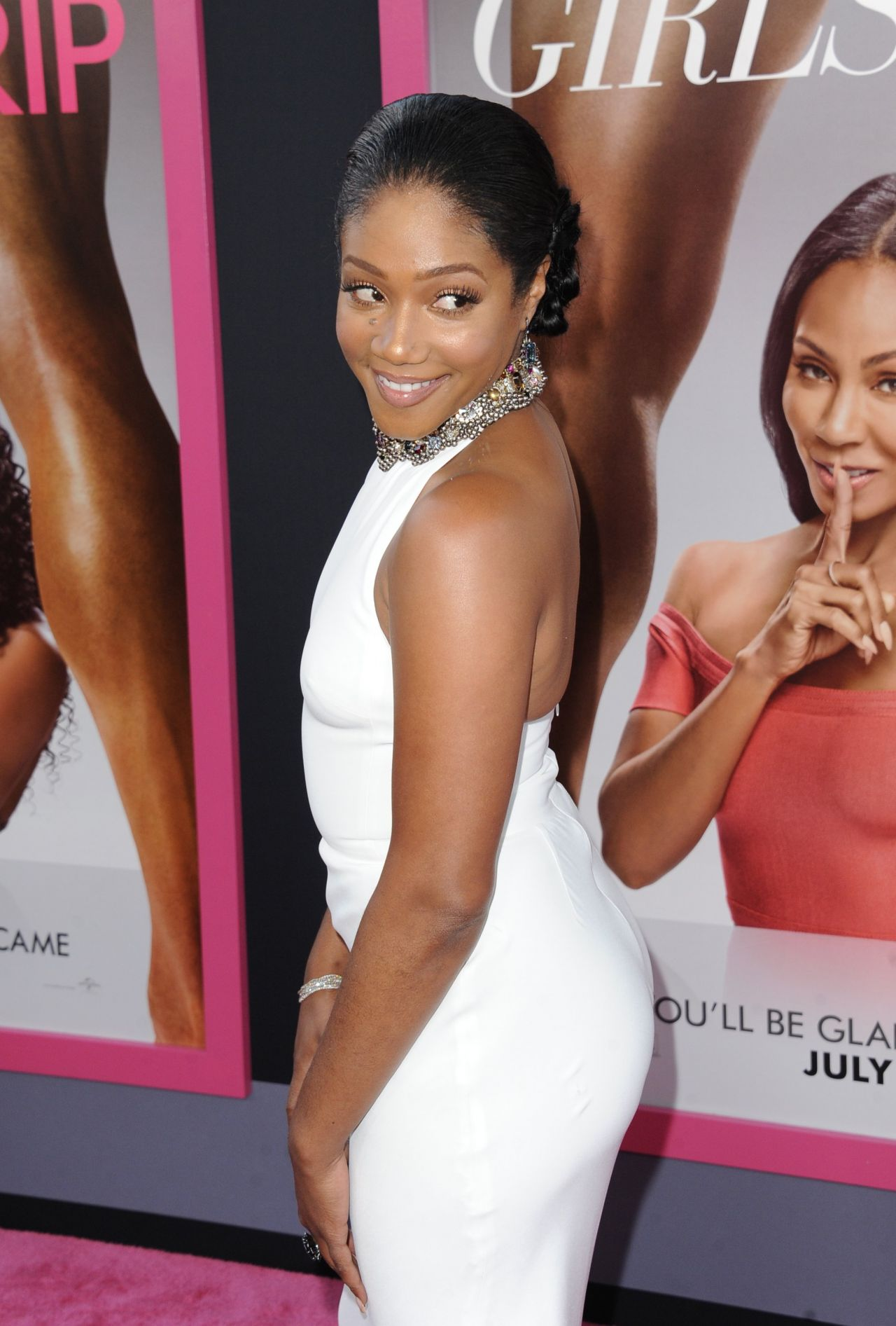 "Tiffany Haddish – ""Girls Trip"" Premiere in Los Angeles"