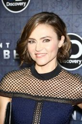 """Trieste Kelly Dunn - """"Manhunt: Unabomber"""" TV Show Premiere in New York 07/19/2017"""