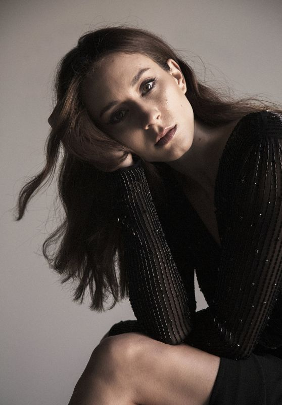 Troian Bellisario - Photoshoot for The Laterals Magazine 2017
