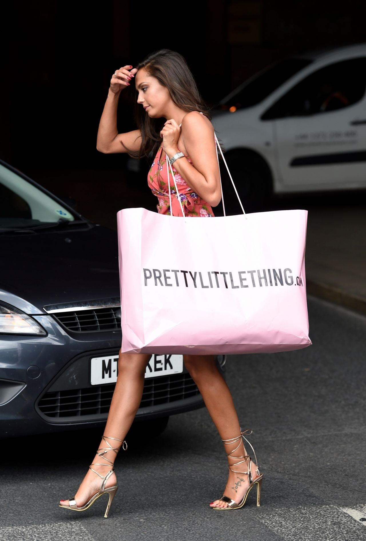 Tyla Carr Leaving Pretty Little Thing Clothing Brand