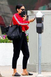 Vanessa Hudgens - Leaving the Gym in Studio City 06/30/2017