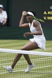 Venus Williams - Wimbledon Championships 07/10/2017