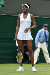 Venus Williams - Wimbledon Tennis Championships 07/03/2017