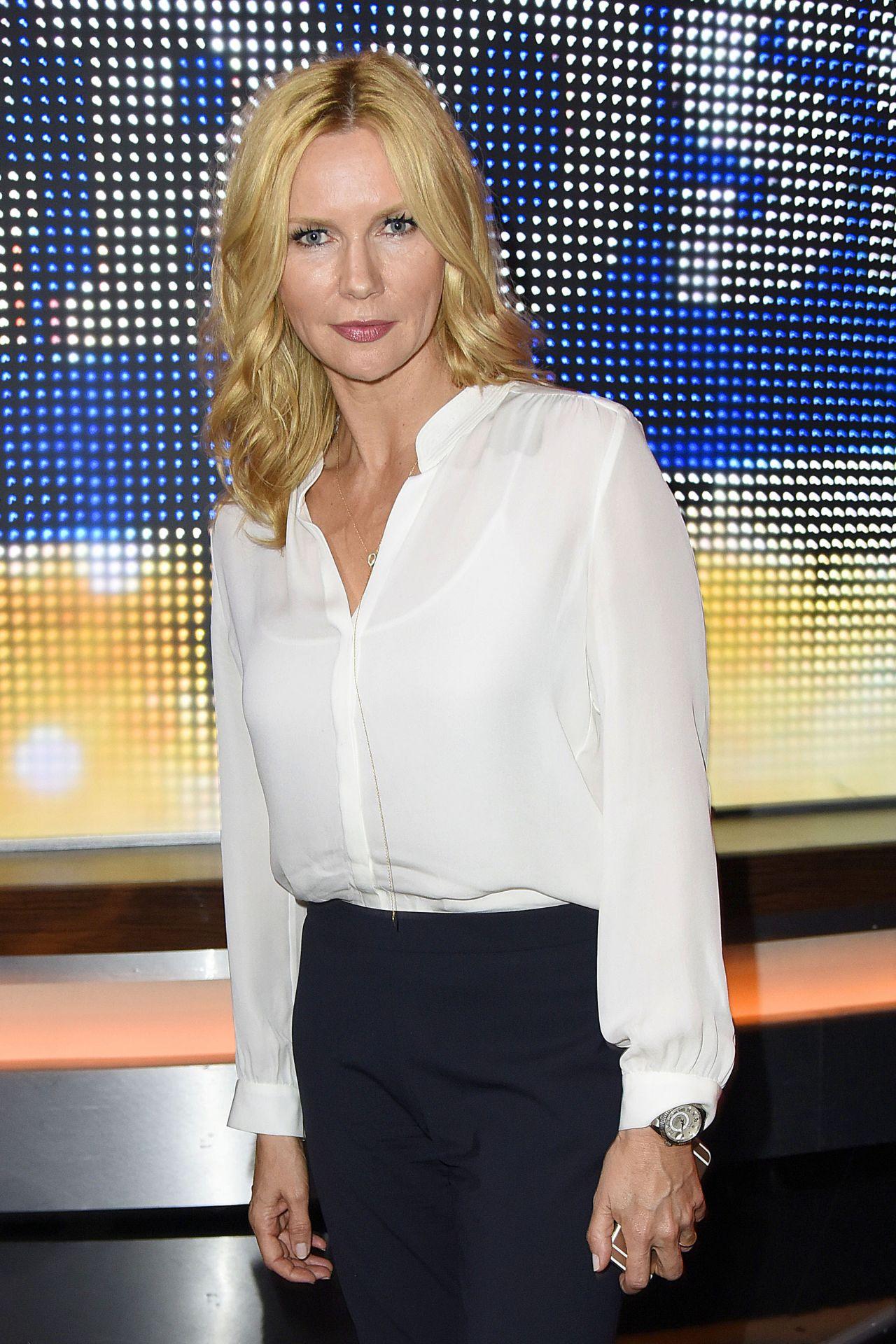 "Veronica Ferres - ARD TV Show ""Klein gegen Gross"" in ...  Veronica Ferres..."