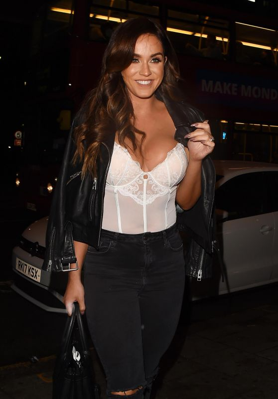 Vicky Pattison – Ann Summers Launch Party in London, UK 07/27/2017