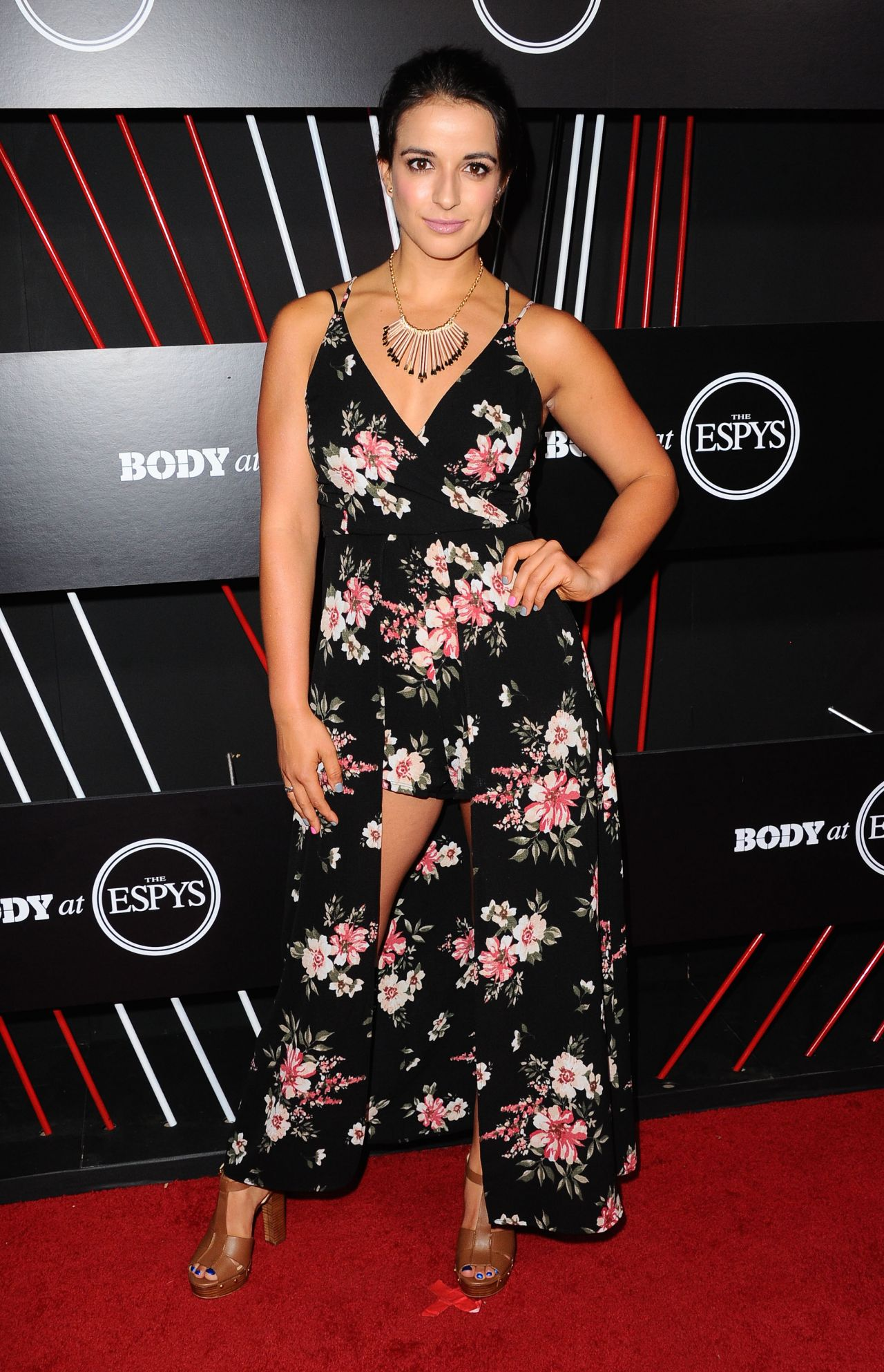Arlen – BODY at ESPYS Party in Los Angeles 07/11/2017