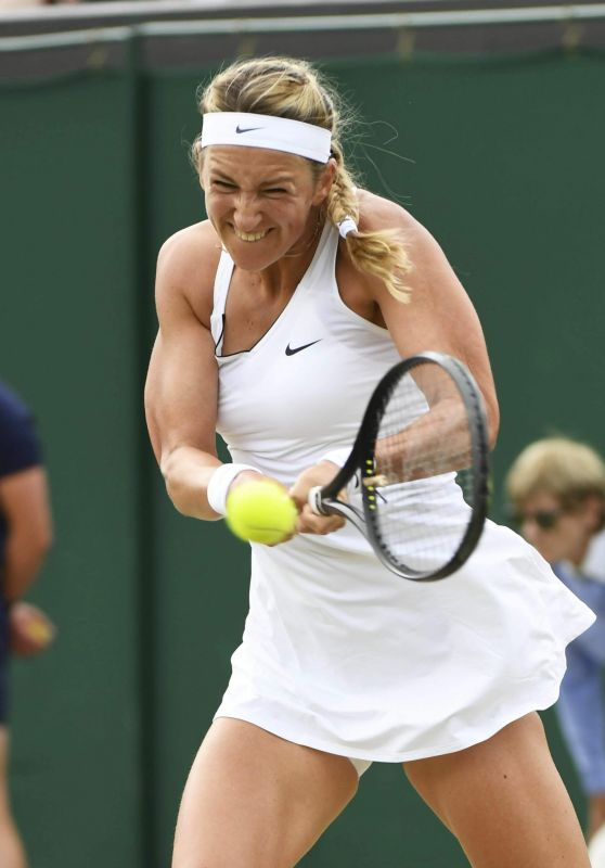 Victoria Azarenka - Wimbledon Championships 07/10/2017