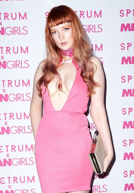 Victoria Clay – Spectrum and Mean Girls Burn Book Launch Party in London 07/26/2017