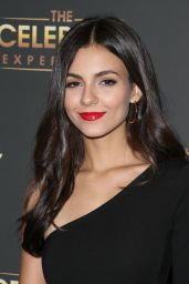 Victoria Justice - The Celebrity Experience in Universal City, CA 07/16/2017