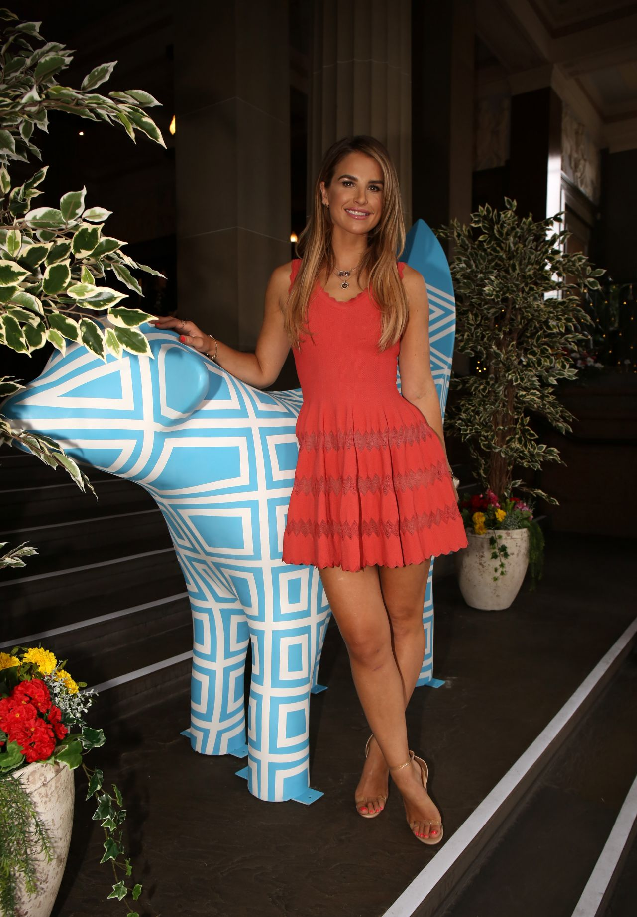 Vogue Williams At St George S Hall In Liverpool 07 07 2017