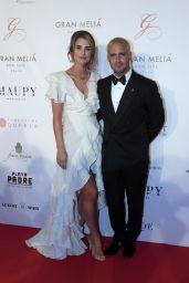 Vogue Williams - Global Gift Gala at Melia Don Pepe in Marbella 07/16/2017