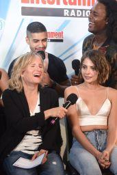 Willa Holland – SiriusXM's EW Radio Channel Broadcasts From San Diego Comic Con 07/22/2017