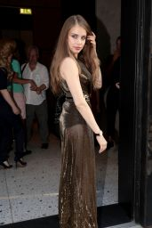 Xenia Tchoumitcheva – Warner Music and GQ Summer Party in London 07/05/2017