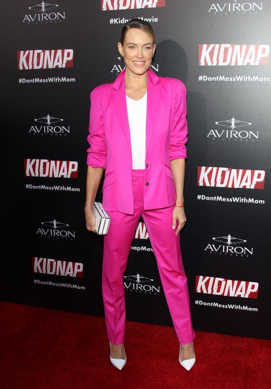 "Peta Murgatroyd - ""Kidnap"" Movie Premiere in Los Angeles 07/31/2017"