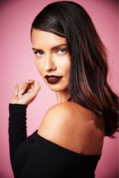 Adriana Lima – Variety Portrait Studio at Beautycon Festival in LA 08/12/2017