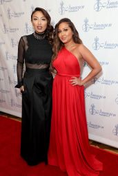 Adrienne Bailon – Imagen Awards in Los Angeles 08/18/2017